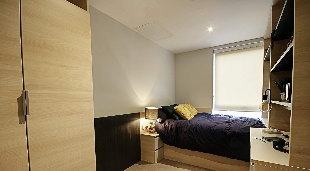 Student-accommodation-hythe-mills-bedroom1