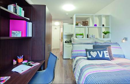 Premium En-suite in a Student Residence