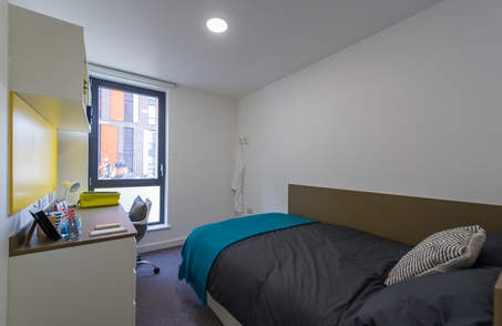 Twodio in Student Residence