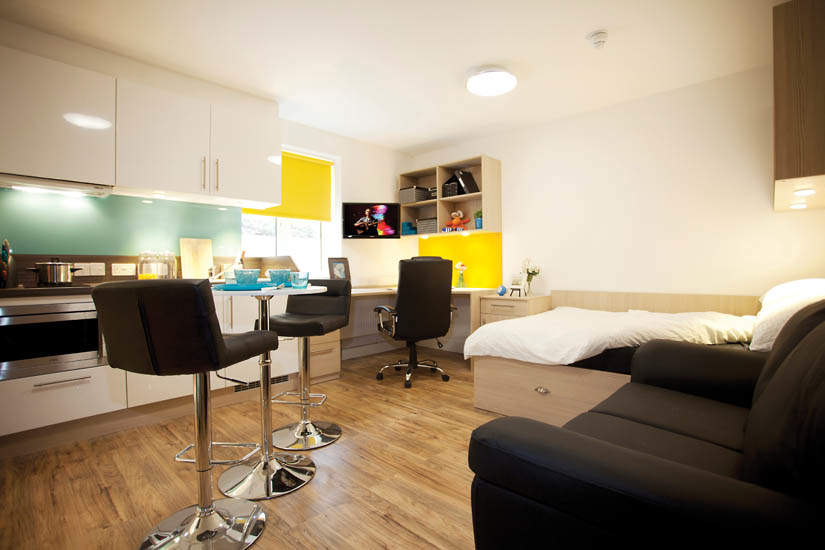 Exeter_student_accommodation_iron_bridge_studios_studio_6