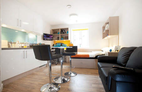 Studio Plus in Student Residence