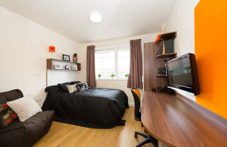 1-Bed Apartment in Student Residence