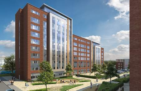 6-Bed Cluster Ensuite in Student Residence